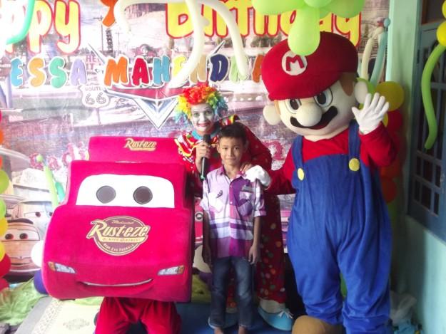 acara ulang tahun anak