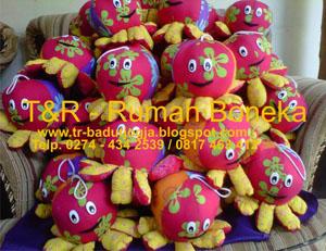 boneka batik magelang