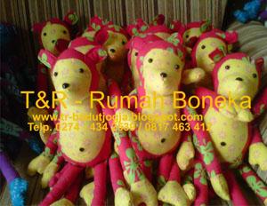 boneka batik merchendise