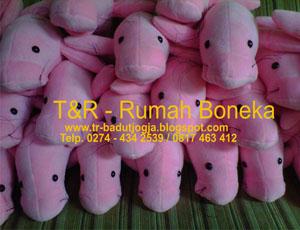 boneka souvenir merchandise magelang