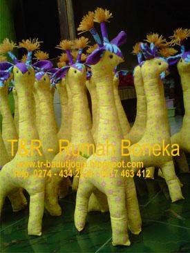 produsen boneka batik souvenir magelang
