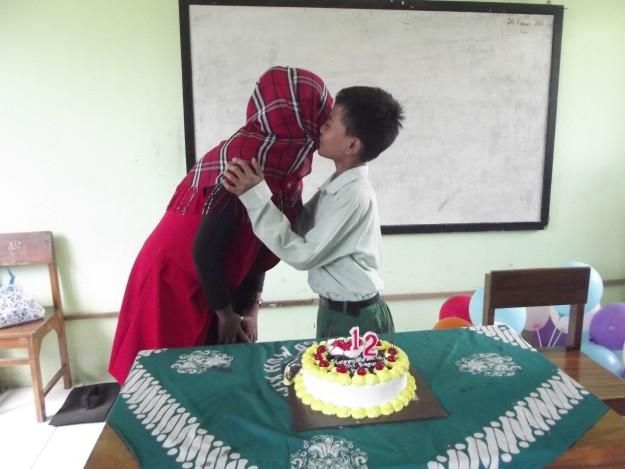 ulang tahun putra