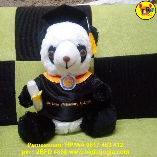 boneka-wisuda-panda-30-cm