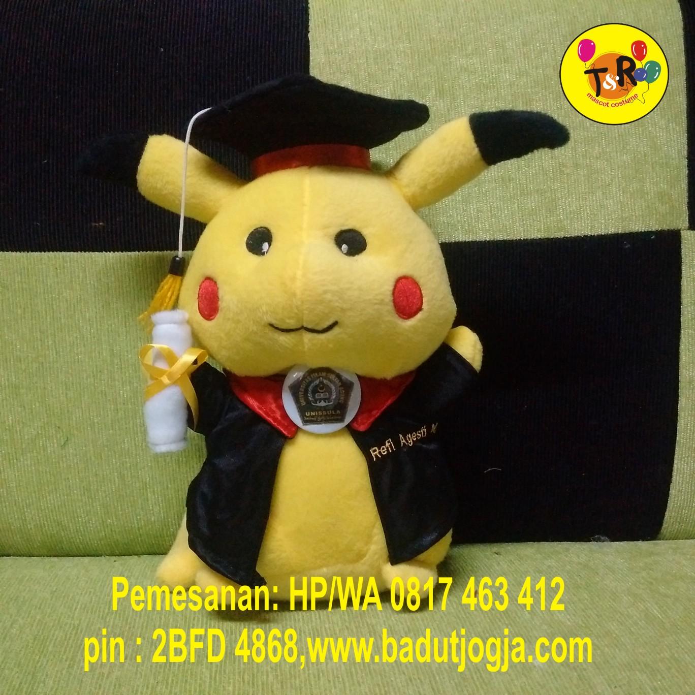 boneka-wisuda-pokemon-ukuran-20cm