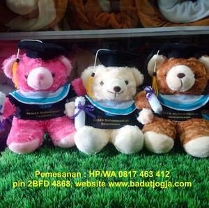 boneka-wisuda-bear