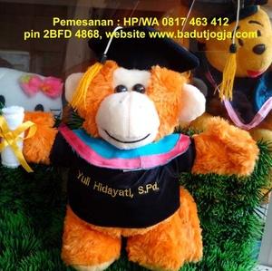boneka-wisuda-monyet
