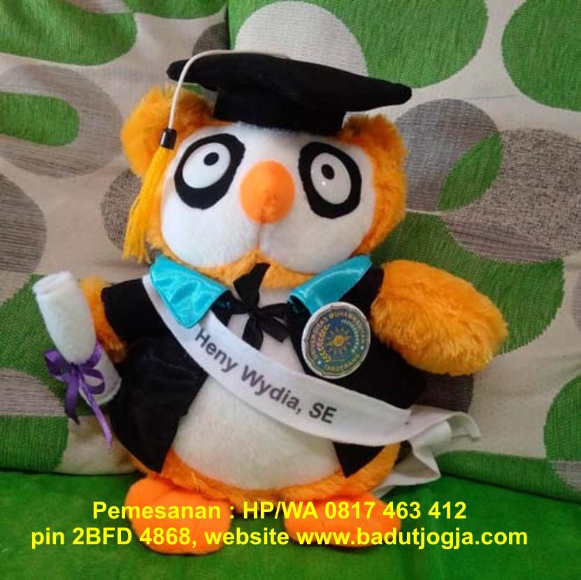 boneka-wisuda-owl