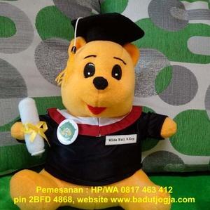 boneka-wisuda-pooh