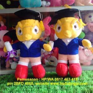 jual boneka-wisuda-galileo-35-cm