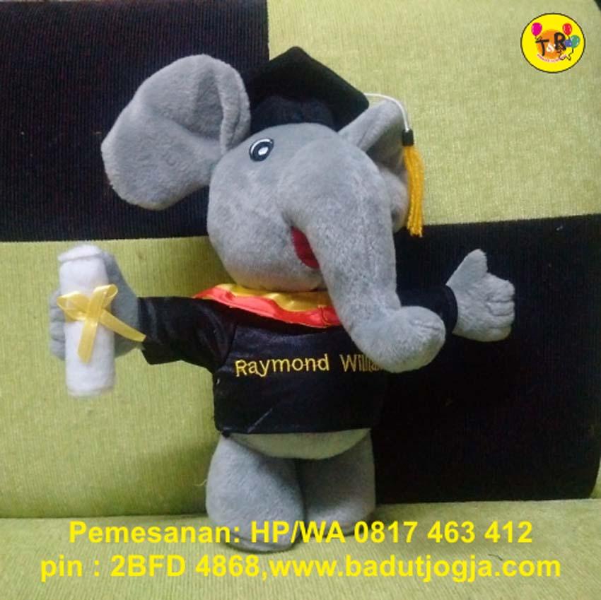 jual-boneka-wisuda-murah-gajah