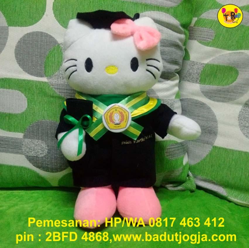 jual-boneka-wisuda-murah-hello-kitty-lucu