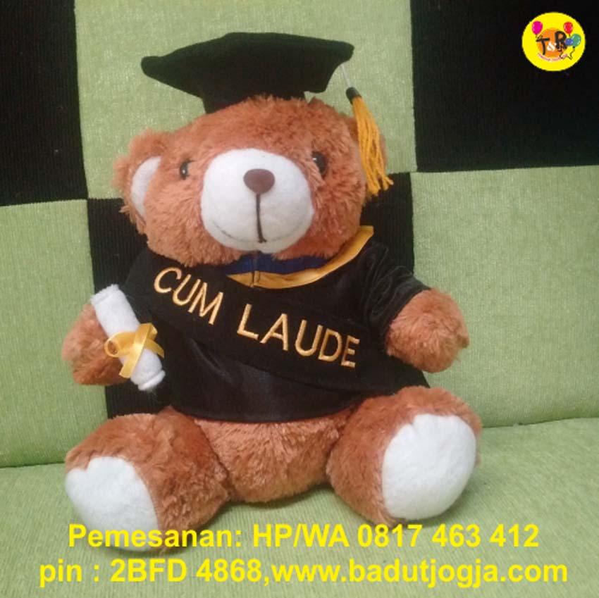 jual-boneka-wisuda-murah-teddy-bear-coklat-lucu