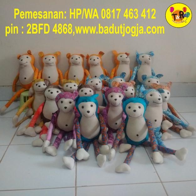 boneka-batik-bali-monyet