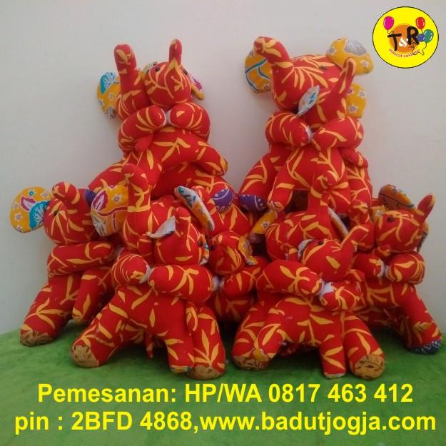 boneka-batik-gajah