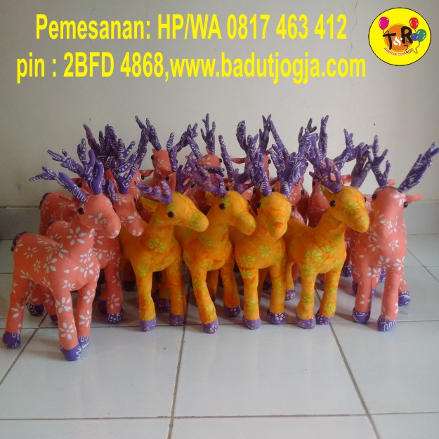 boneka-batik-rusa