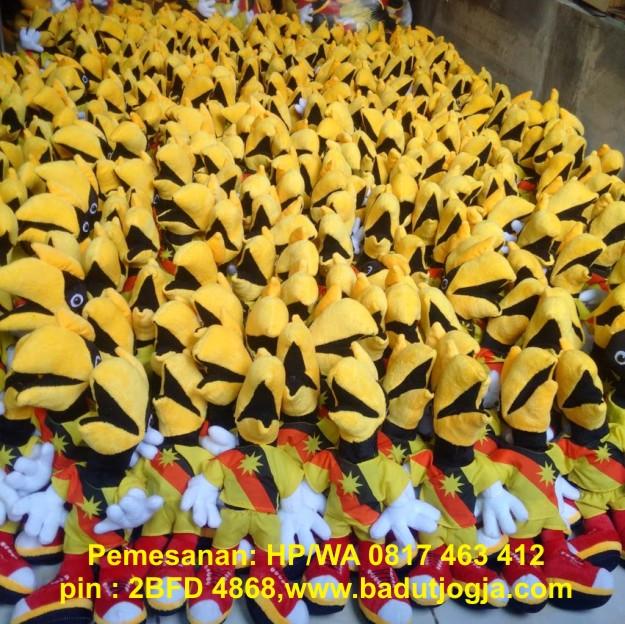 boneka maskot olimpiade malaysia