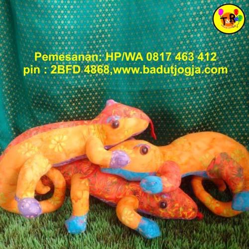 jual boneka batik camelion murah
