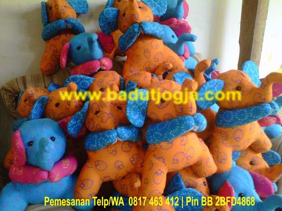 jual boneka batik gajah murah