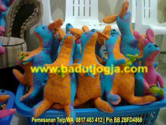 jual boneka batik kangguru