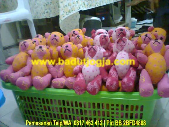 jual boneka batik teddy bear