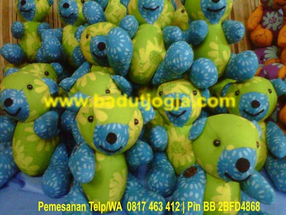 jual boneka batik teddybear