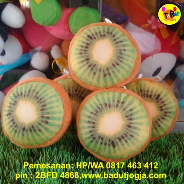 jual boneka-gantungan-kunci-buah-kiwi-2-sisi