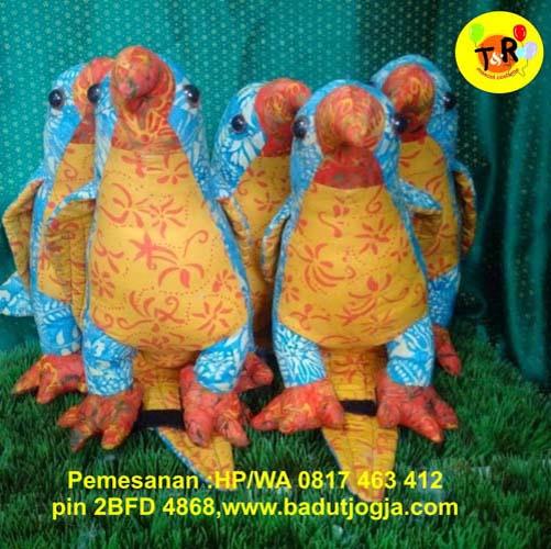 produsen boneka batik makau murah jogja