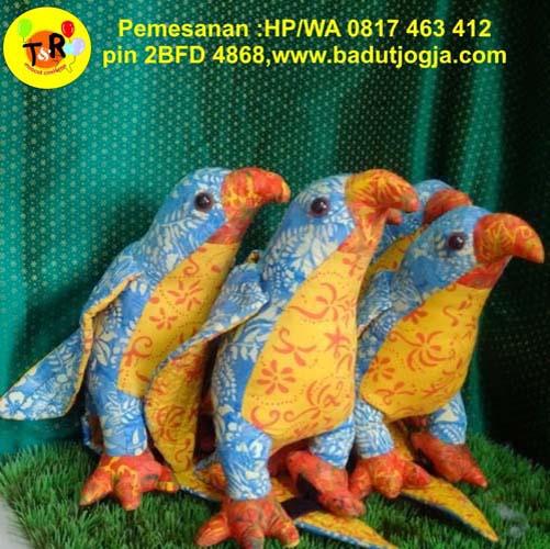 produsen boneka batik makau murah