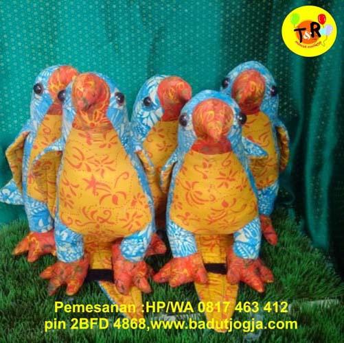 produsen boneka batik makau