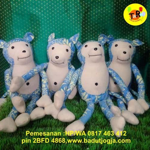 produsen boneka batik monyet murah