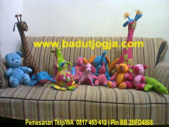 produsen boneka batik murah jogja