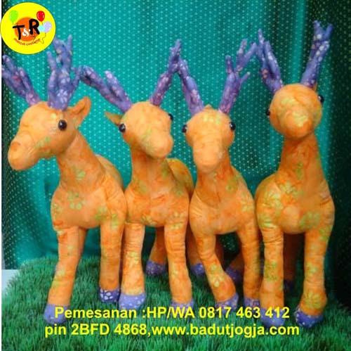 produsen boneka batik rusa