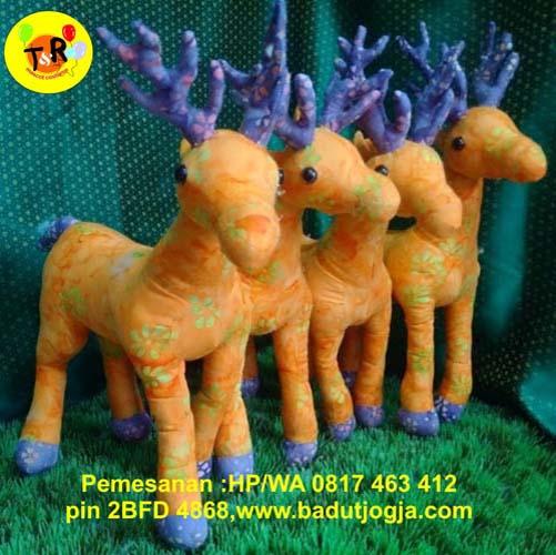 produsen boneka batik rusah murah
