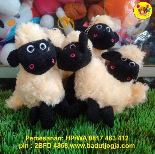 produsen-boneka-gantungan-kunci-shaun-the-sheep