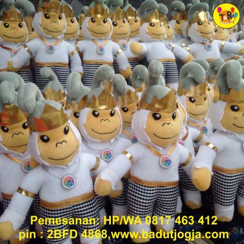 produsen boneka maskot pormas