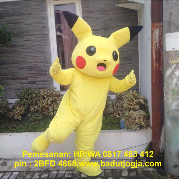 maskot pokemon