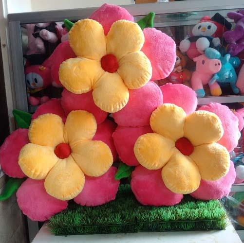 pembuat bantal bunga jogja