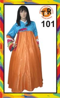 101.penyewaan kostum hanbok