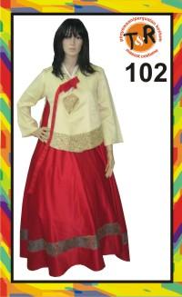 102.penyewaan kostum hanbok