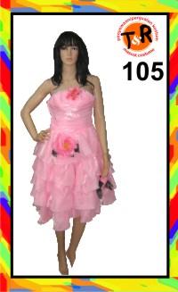 105.penyewaan kostum pesta