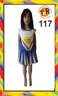 117.penyewaan kostum cheerleader