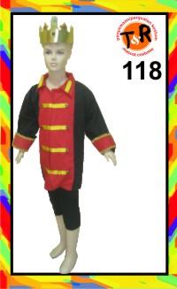 118.penyewaan kostum pangeran
