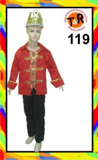 119.penyewaan kostum pangeran