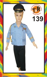 139.penyewaan kostum Angkt Udara