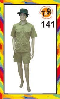 141.penyewaan kostum penjaga zoo