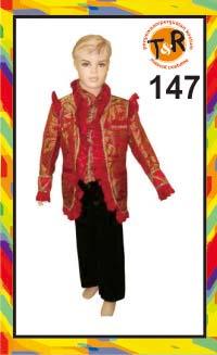 147.penyewaan kostum pangeran