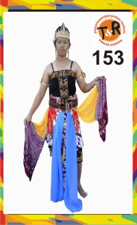 153.penyewaan kostum srikandi
