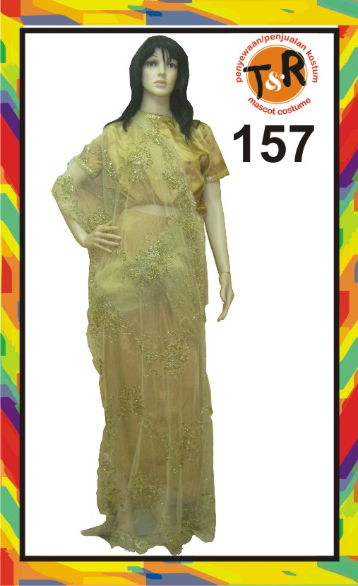 157.penyewaan kostum india