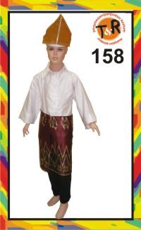 158.penyewaan kostum tradisional