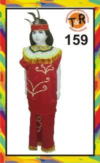 159.penyewaan kostum kalimantan